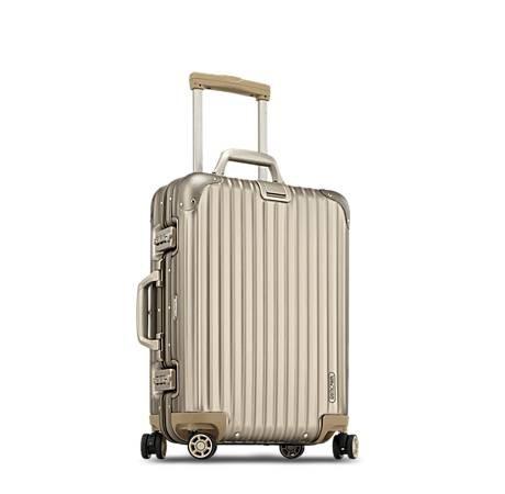 Topas Titanium 4 Rollen Cabin Multiwheel IATA 52